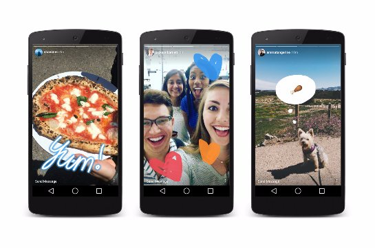 Последняя функция Instagram — все воспоминания