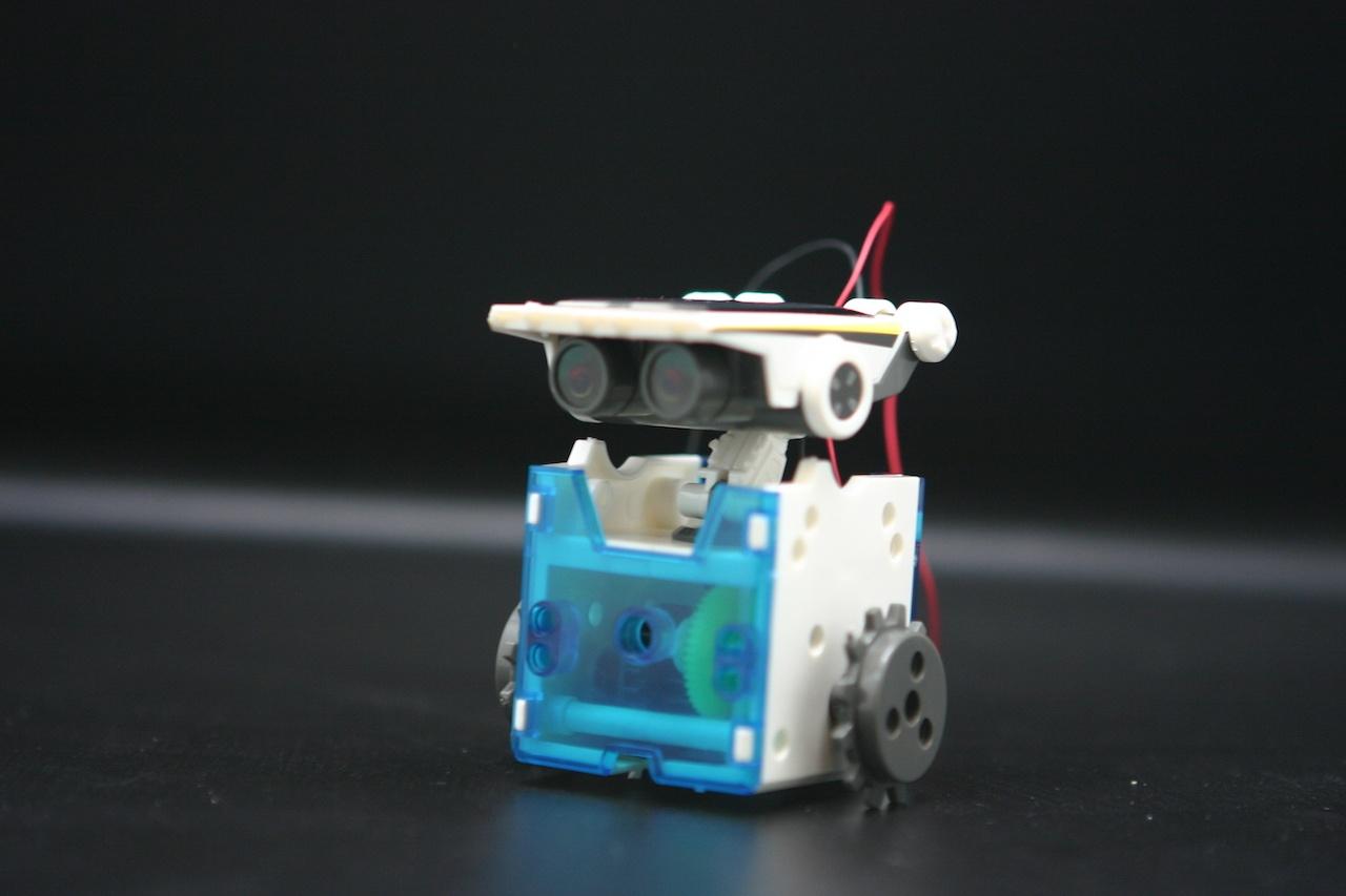 Робот-конструктор 14 в 1. Мы наконец-то его собрали - 23