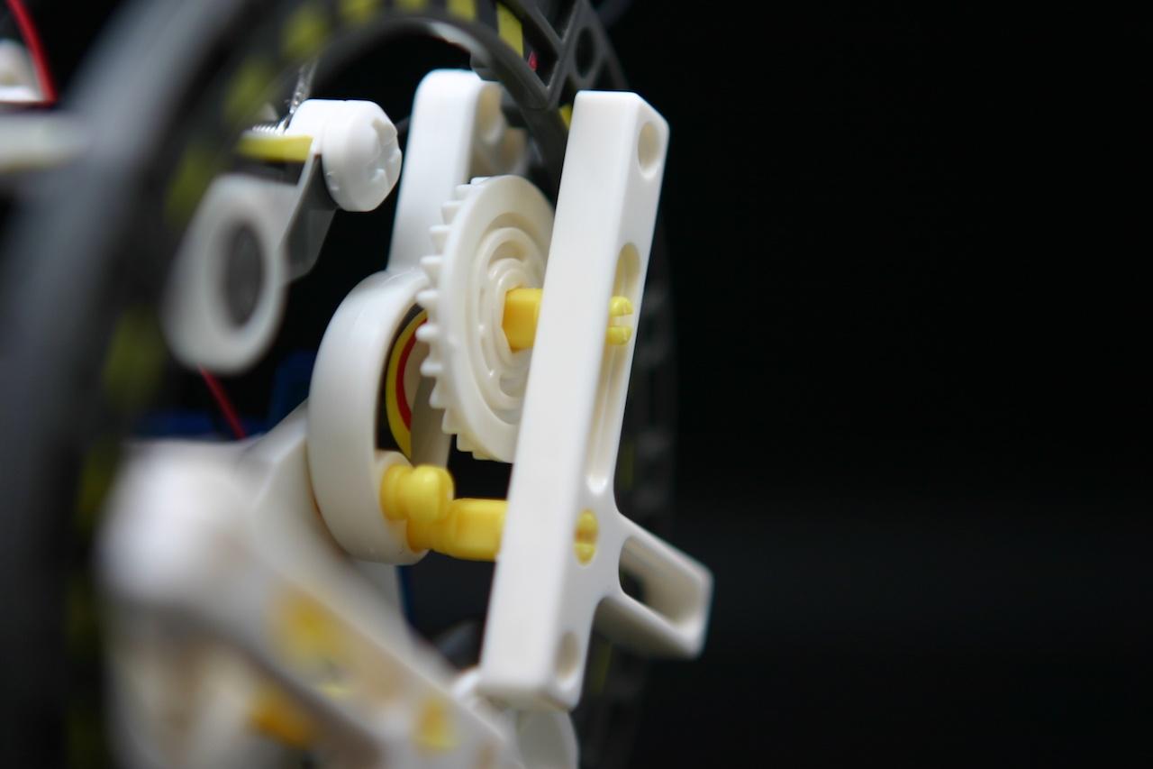 Робот-конструктор 14 в 1. Мы наконец-то его собрали - 26