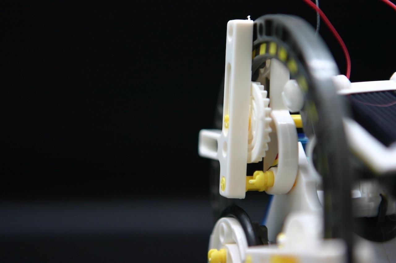 Робот-конструктор 14 в 1. Мы наконец-то его собрали - 27
