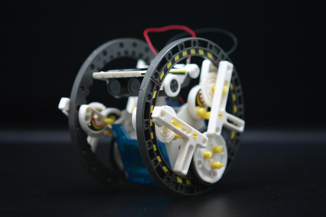 Робот-конструктор 14 в 1. Мы наконец-то его собрали - 28
