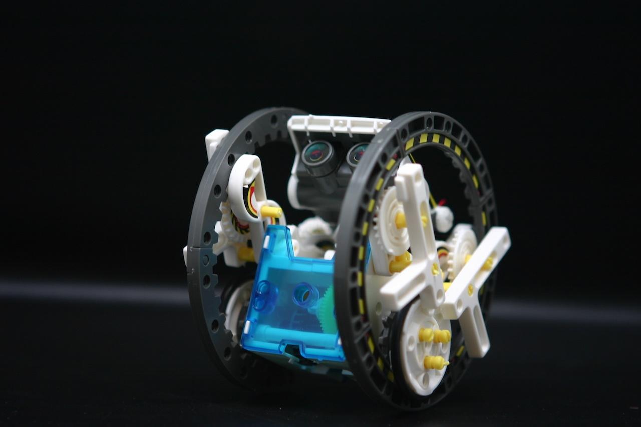 Робот-конструктор 14 в 1. Мы наконец-то его собрали - 1