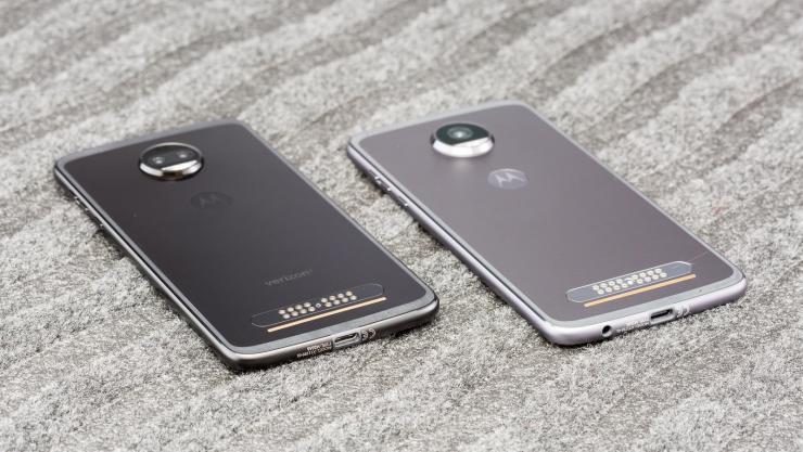 Motorola заняла 5,2% рынка смартфонов США