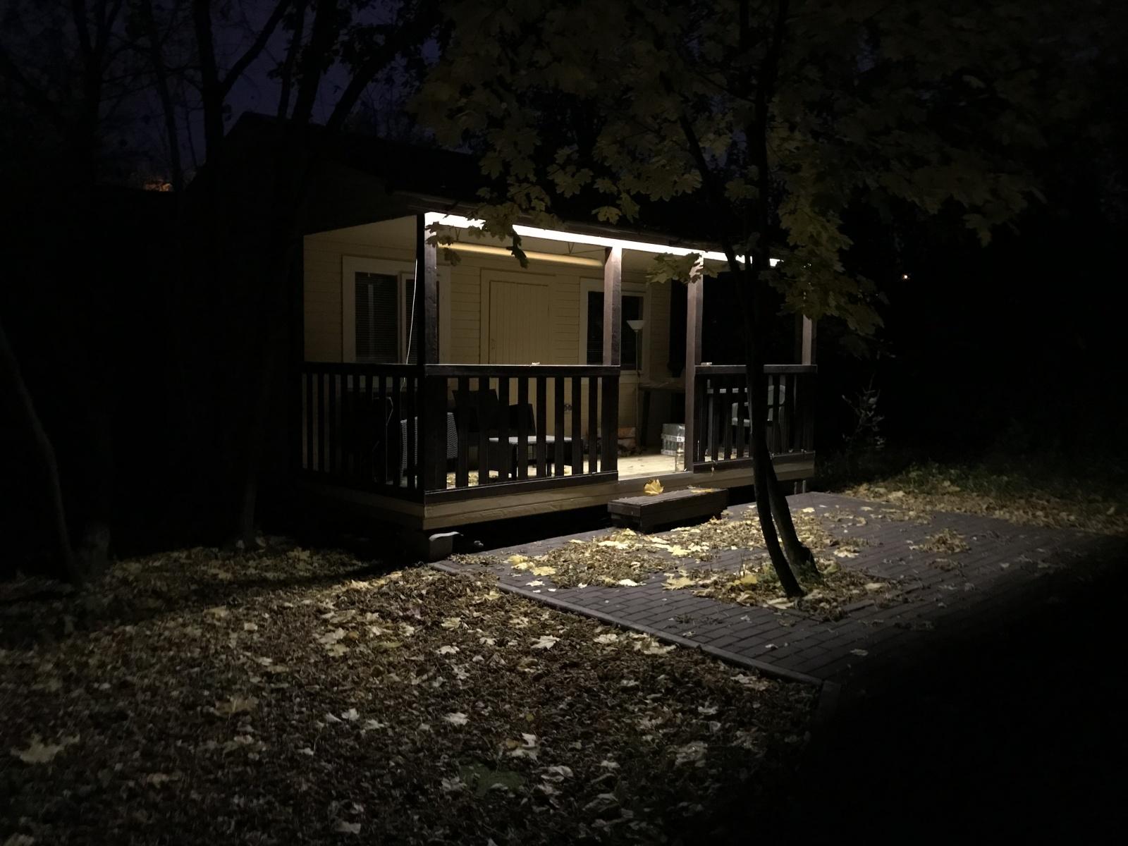 Noolite + Беседка — делаем удобный свет на даче - 1