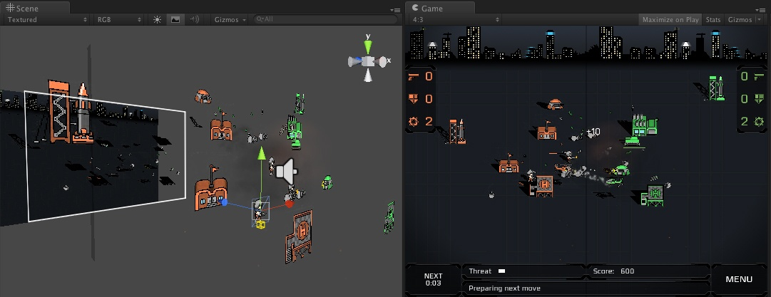 Unity 2D Editing