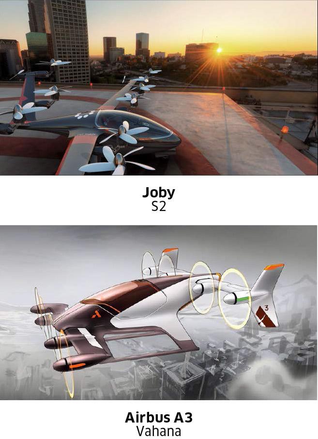 Uber и НАСА разработают софт для летающего такси - 2