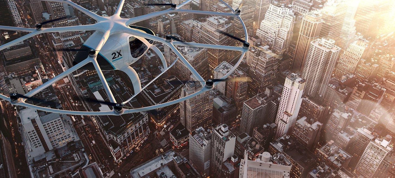 Uber и НАСА разработают софт для летающего такси - 3