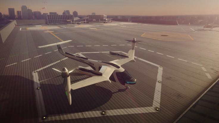 Uber и НАСА разработают софт для летающего такси - 1