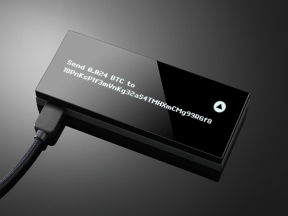 Аппаратные кошельки для Bitcoin - 5