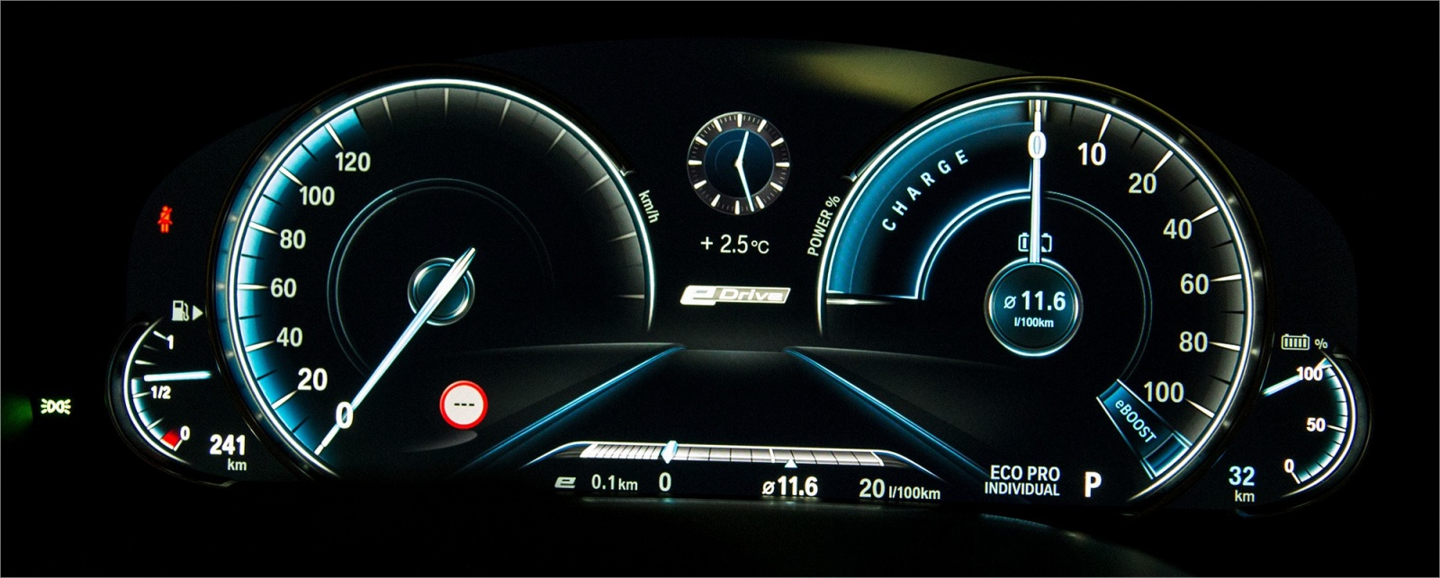 Интересные фишки BMW 7 серии - 11