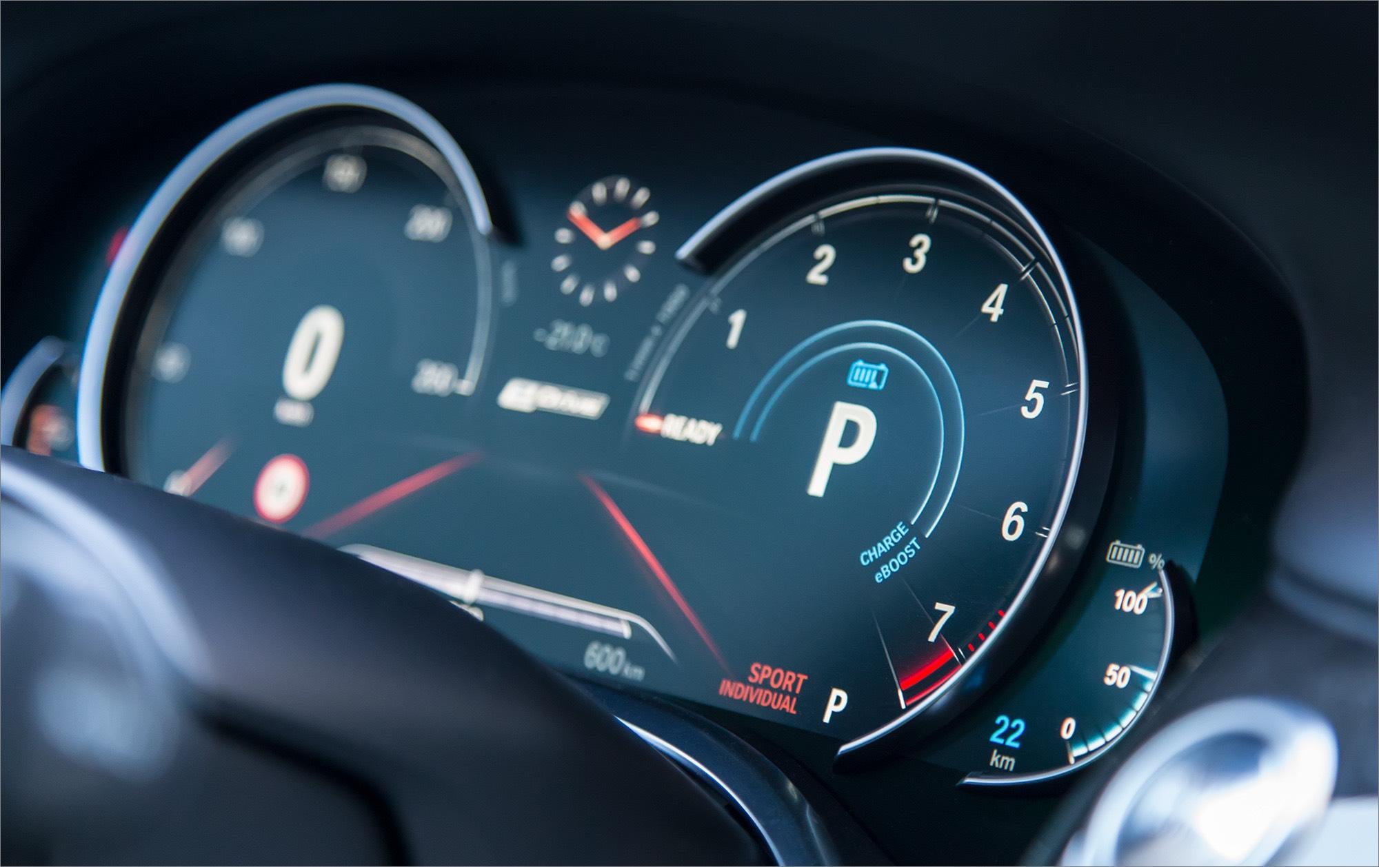 Интересные фишки BMW 7 серии - 12