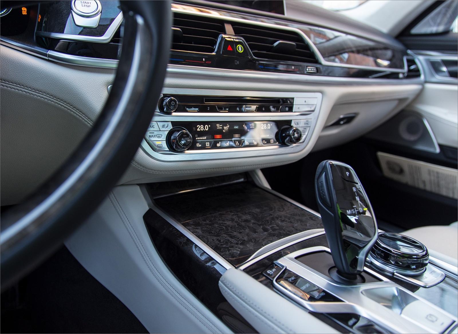 Интересные фишки BMW 7 серии - 15