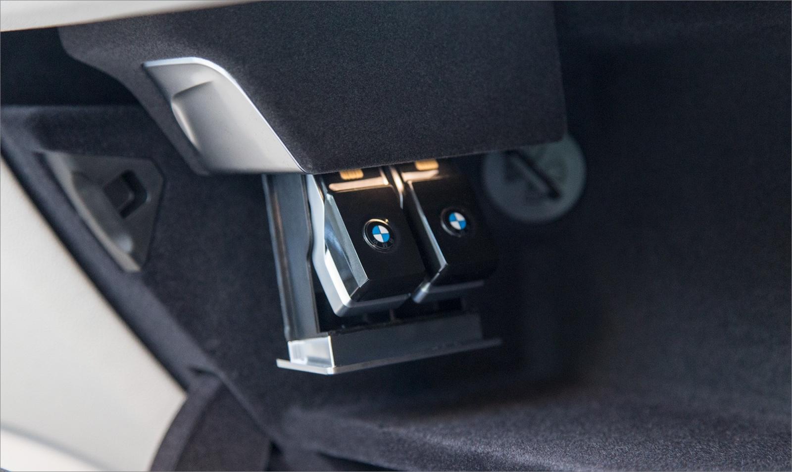 Интересные фишки BMW 7 серии - 16