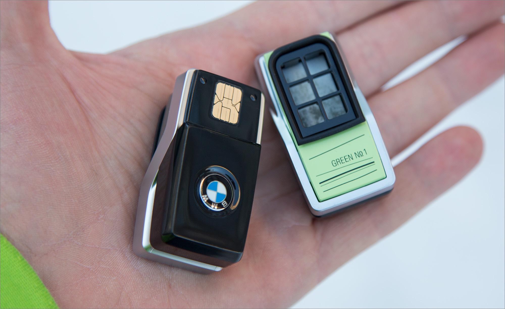 Интересные фишки BMW 7 серии - 17