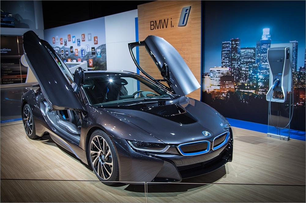 Интересные фишки BMW 7 серии - 2