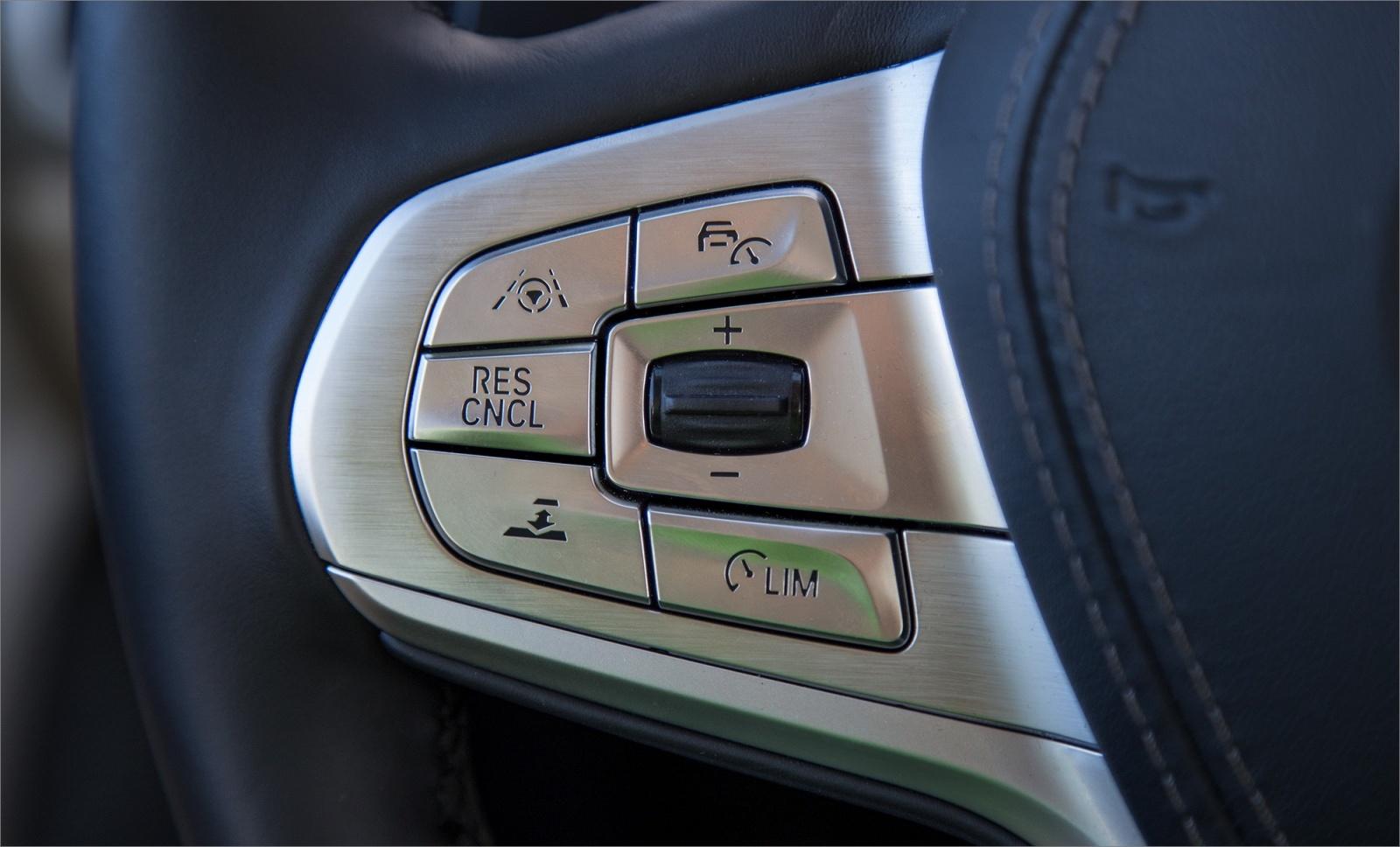 Интересные фишки BMW 7 серии - 25