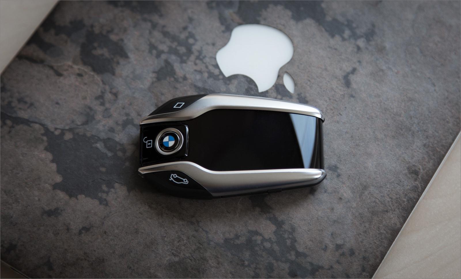 Интересные фишки BMW 7 серии - 3