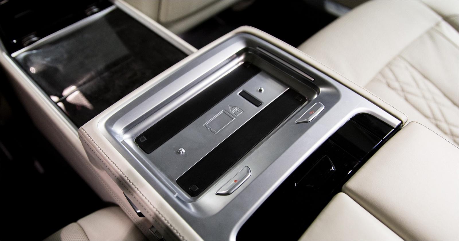 Интересные фишки BMW 7 серии - 30