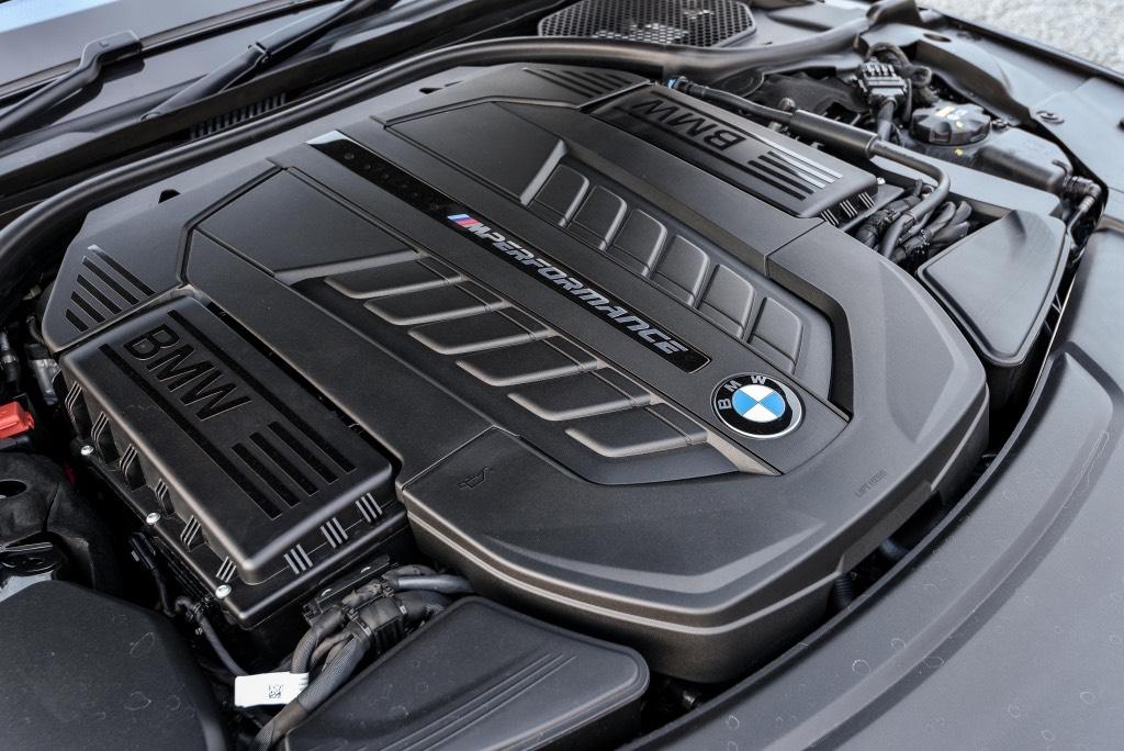 Интересные фишки BMW 7 серии - 50
