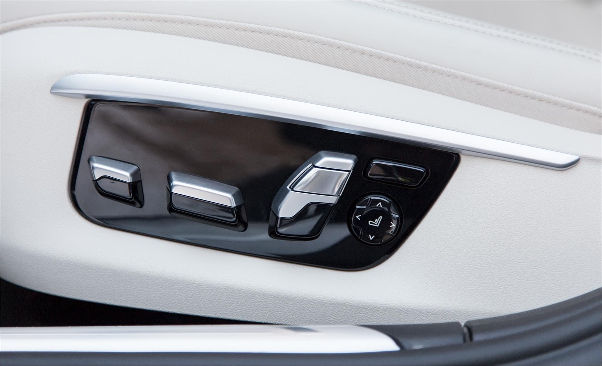 Интересные фишки BMW 7 серии - 7