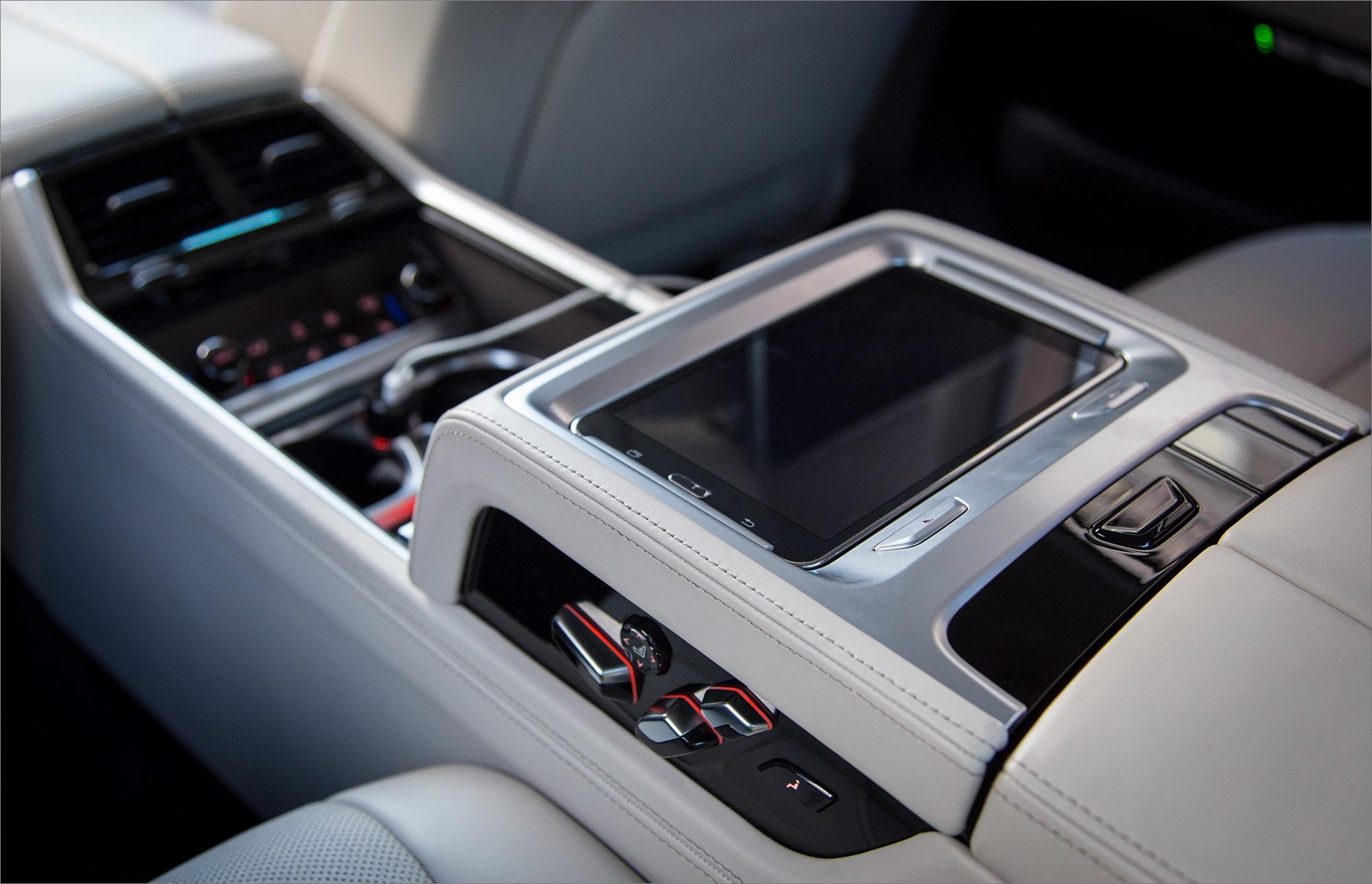 Интересные фишки BMW 7 серии - 9