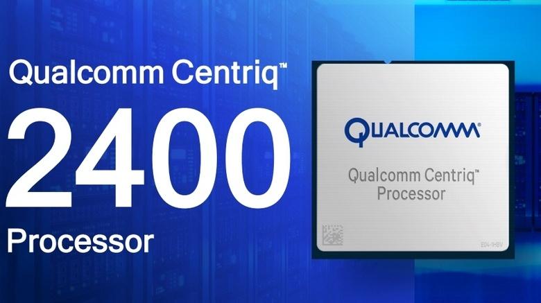 Qualcomm начала поставки CPU Centriq 2400