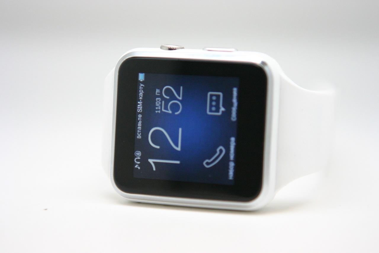 «Apple Watch» с Aliexpress. Неплохие часы с сим-картой - 7