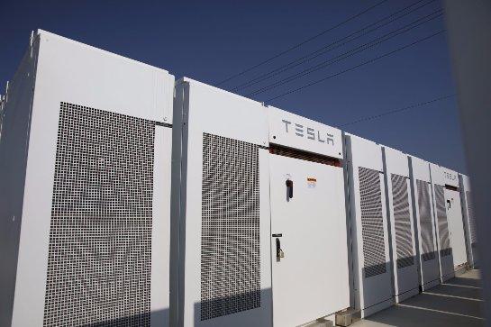 Tesla Powerpacks обеспечит резервное питание в Нантакете