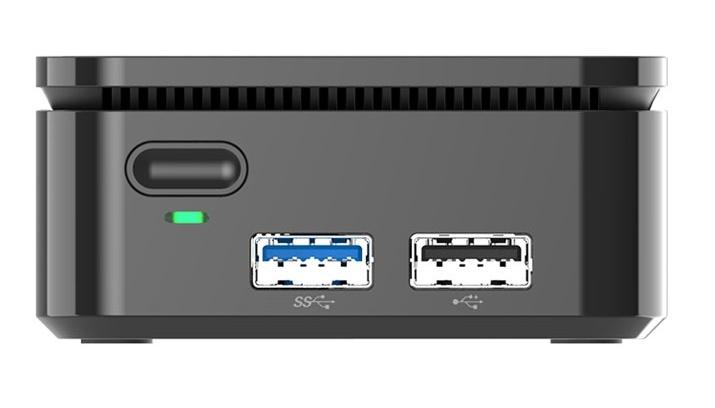 Мини-ПК ECS Liva Q производитель называет самым маленьким 4K-компьютером
