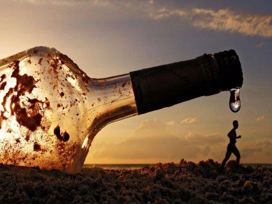 Рак связан с употреблением алкоголя