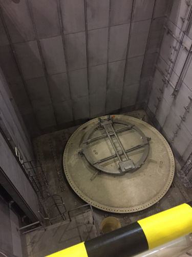 Самая безопасная АЭС в мире (визит на АЭС Zwentendorf) - 15