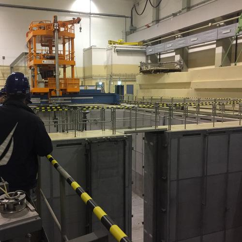 Самая безопасная АЭС в мире (визит на АЭС Zwentendorf) - 16
