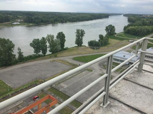 Самая безопасная АЭС в мире (визит на АЭС Zwentendorf) - 18