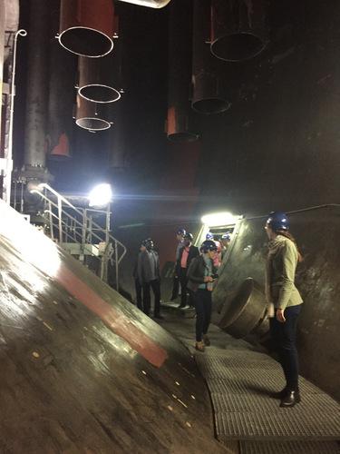 Самая безопасная АЭС в мире (визит на АЭС Zwentendorf) - 23