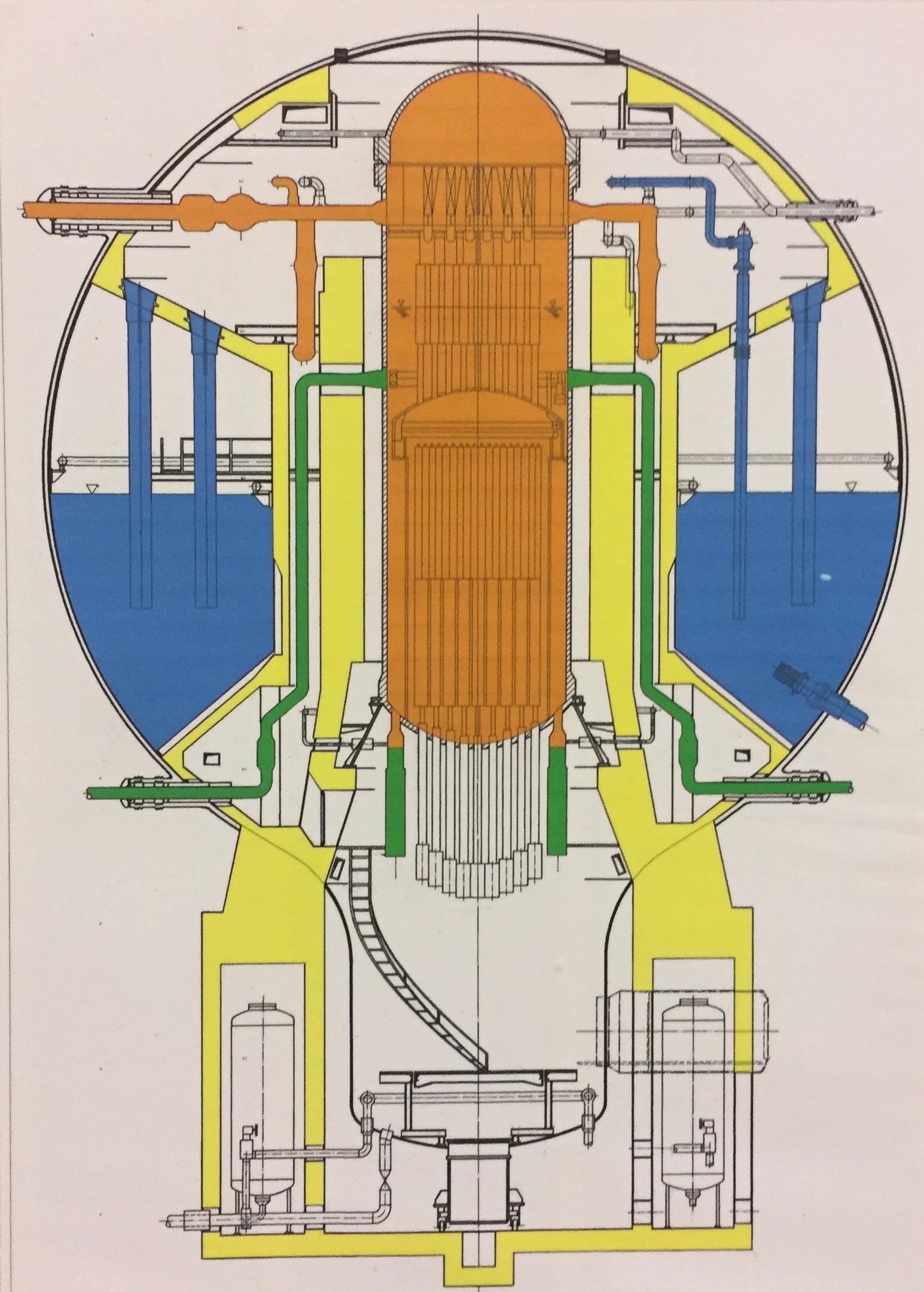 Самая безопасная АЭС в мире (визит на АЭС Zwentendorf) - 3