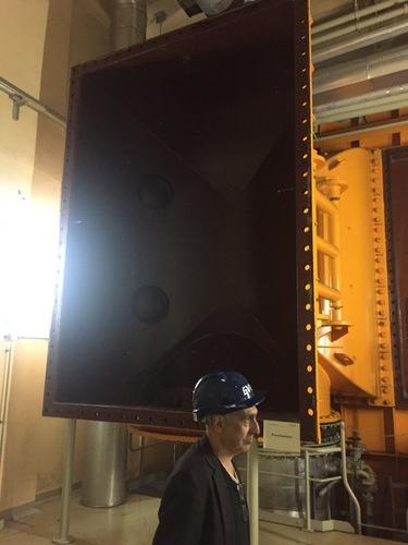 Самая безопасная АЭС в мире (визит на АЭС Zwentendorf) - 7