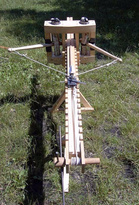 Древнеримский скорпион. Попытка реконструкции - 6