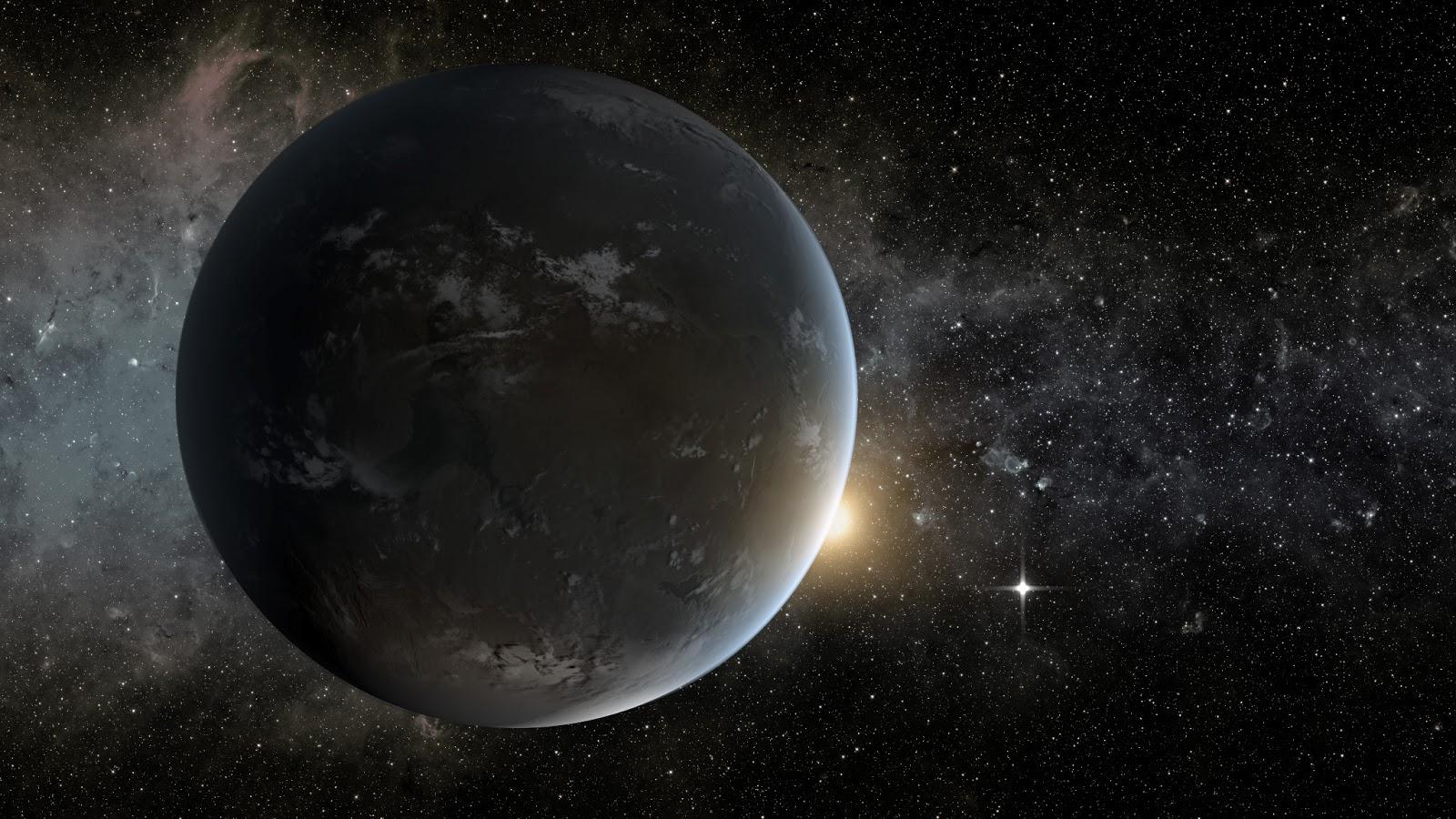 На что была бы похожа обитаемая планета в два раза больше Земли - 2