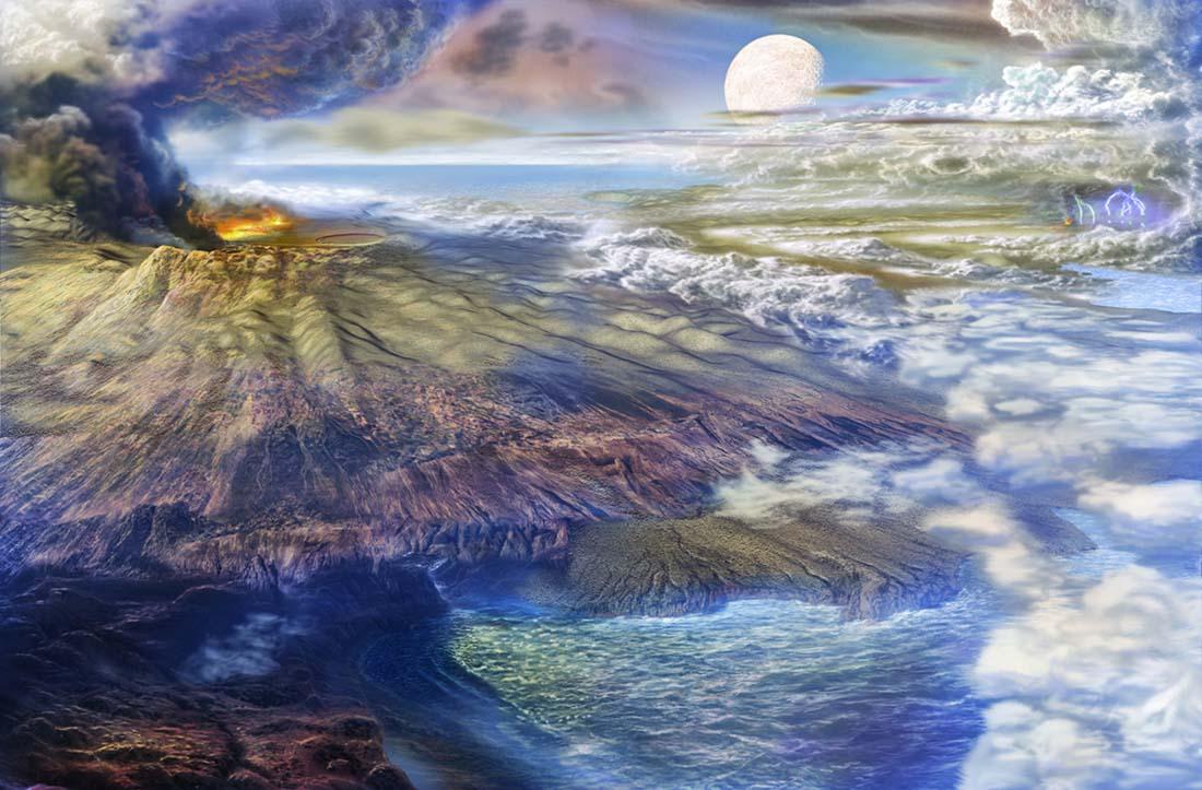 На что была бы похожа обитаемая планета в два раза больше Земли - 4
