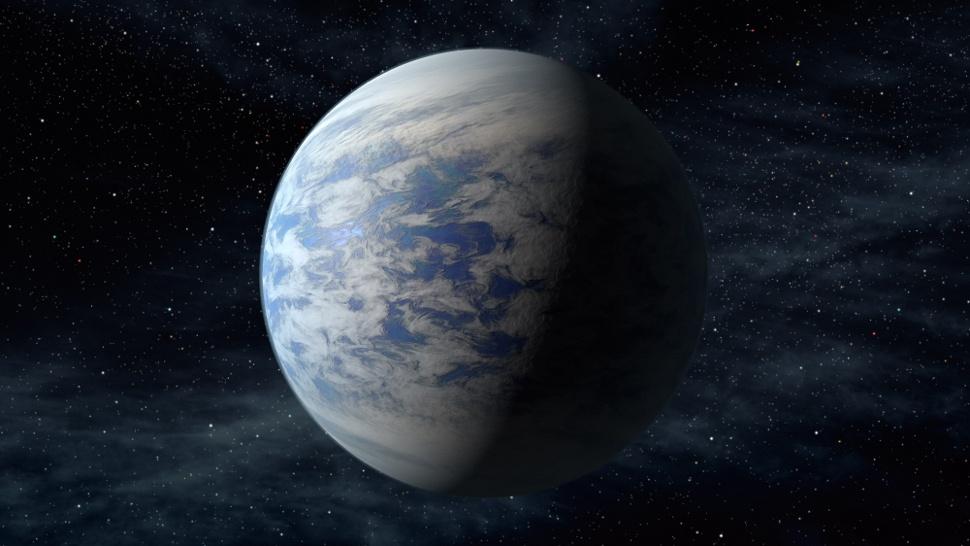 На что была бы похожа обитаемая планета в два раза больше Земли - 1