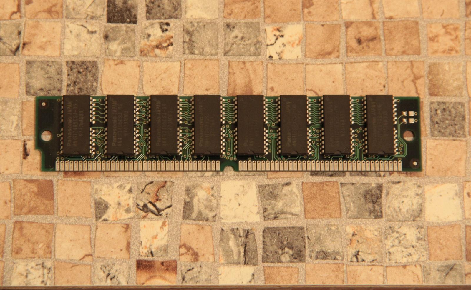 Самосборный компьютер на базе 486 - 6