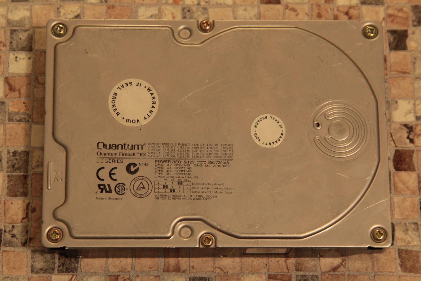 Самосборный компьютер на базе 486 - 8