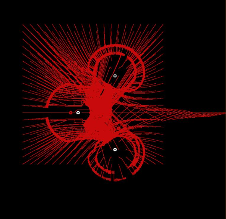 Симулятор машинок Брайтенберга - 13