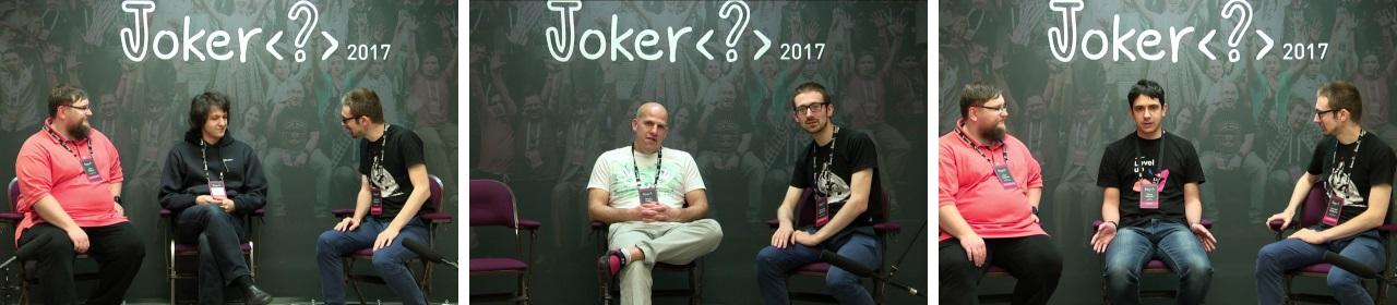 Конференция Joker 2017: удивительные истории - 13