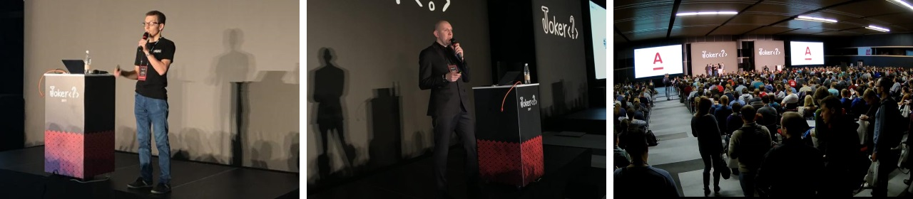 Конференция Joker 2017: удивительные истории - 4