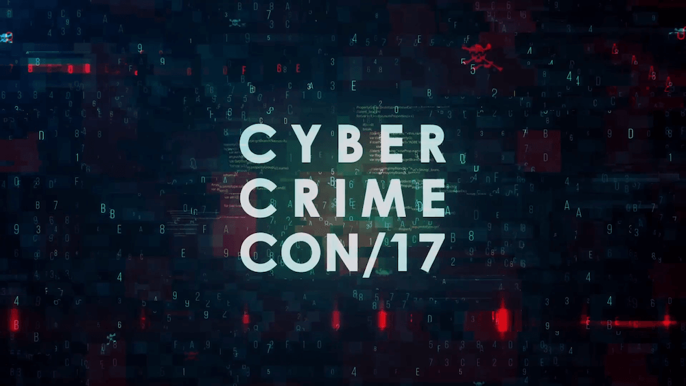 По следам CyberCrimeCon 2017: Тенденции и развитие высокотехнологичной преступности - 1