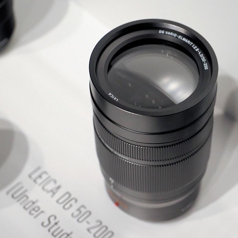 Данных о сроке анонса и цене объектива Leica DG Vario-Elmarit 50-200mm f/2.8-4 ASPH Power O.I.S. пока нет