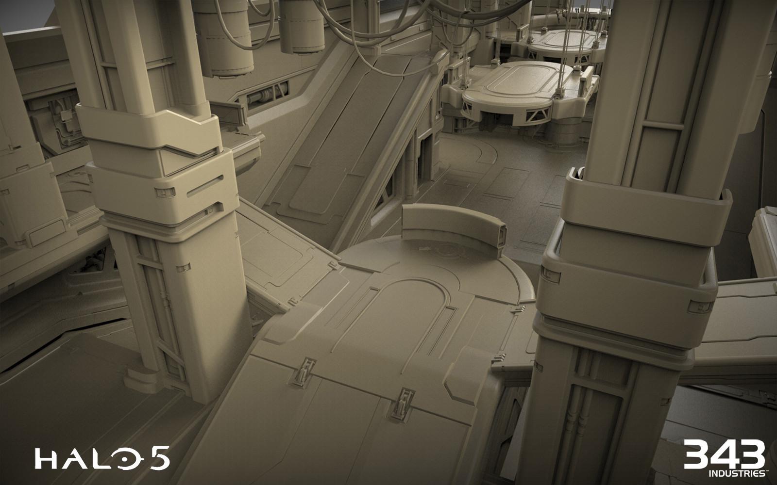 Создание концепт-артов в 3D - 4