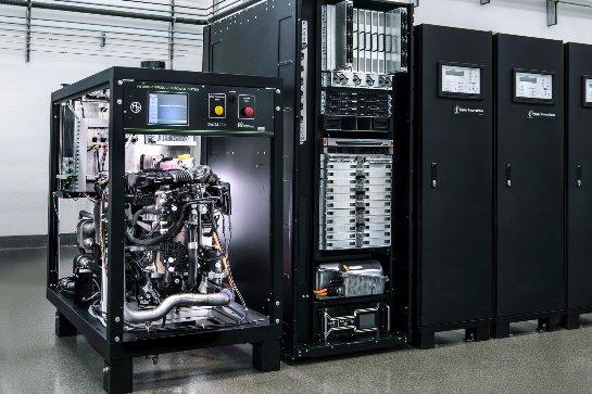 Daimler и HPE хотят использовать зеленые центры обработки данных