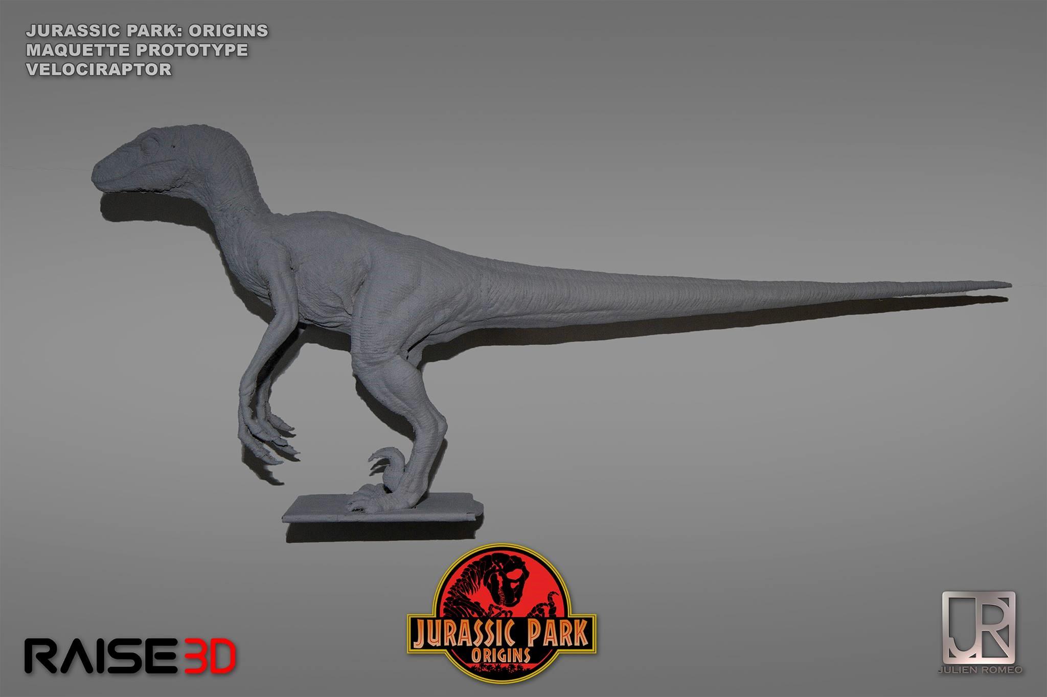 Raise3D: применение 3D принтеров в кино - 5